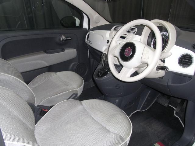 「フィアット」「500(チンクエチェント)」「コンパクトカー」「兵庫県」の中古車15
