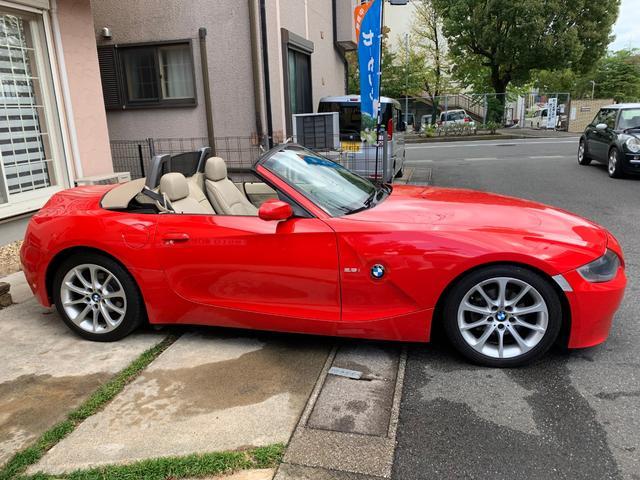「BMW」「BMW Z4」「オープンカー」「京都府」の中古車4
