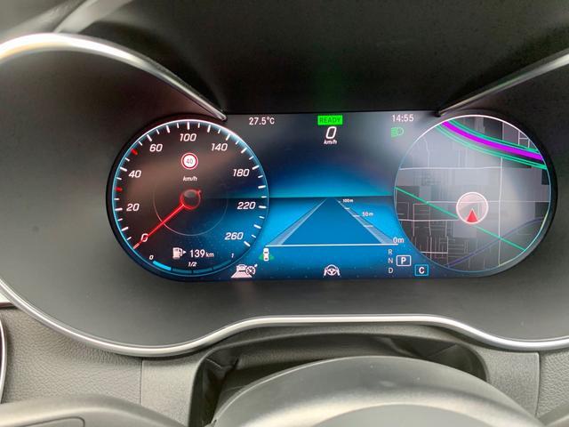 C200 ステーションワゴン スポーツ本革仕様 パノラマルーフ・レザーエクスクルーシブP・デジタル液晶メーター・ヘッドアップディスプレイ・Burmesterサウンド・パワーシート・シートヒーター(7枚目)