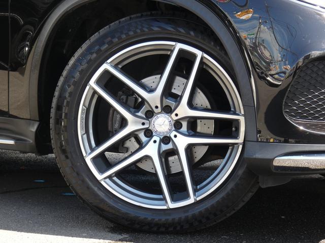 GLE350d4MTクーペスポーツ パノラマ 黒革 禁煙車(7枚目)