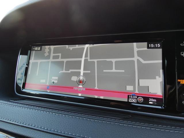 S300hロングAMGライン パノラマ黒革 Rモニター 禁煙(11枚目)
