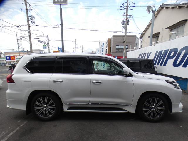「レクサス」「LX」「SUV・クロカン」「大阪府」の中古車35