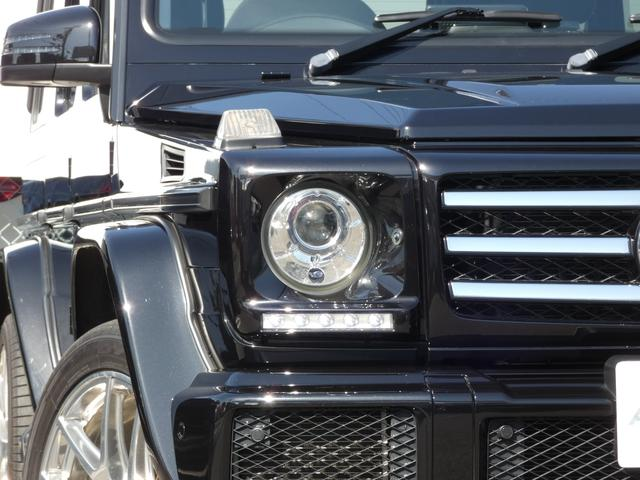 G350d ラグジュアリーパッケージ 後期型 サンルーフ 黒レザーシート ディストロニックプラス 後期用9インチHDDナビ地デジBカメラ Edition463専用21インチアルミホイール 禁煙車(4枚目)