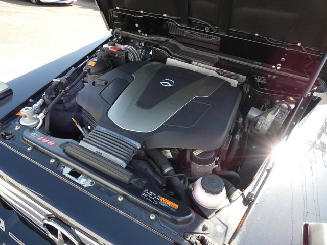 G350d ラグジュアリーパッケージ 後期型 サンルーフ 黒レザーシート ディストロニックプラス 後期用9インチHDDナビ地デジBカメラ Edition463専用21インチアルミホイール 禁煙車(21枚目)