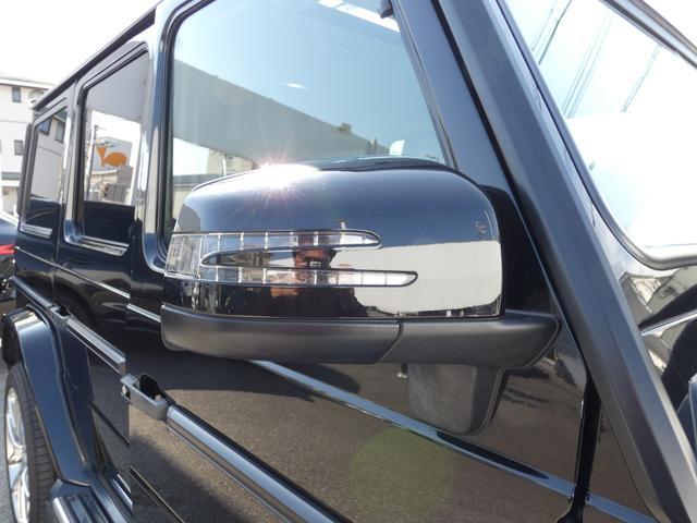 G350d ラグジュアリーパッケージ 後期型 サンルーフ 黒レザーシート ディストロニックプラス 後期用9インチHDDナビ地デジBカメラ Edition463専用21インチアルミホイール 禁煙車(38枚目)