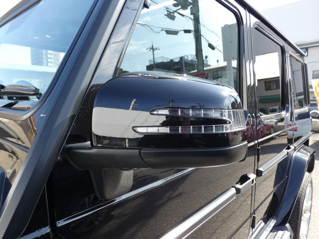 G350d ラグジュアリーパッケージ 後期型 サンルーフ 黒レザーシート ディストロニックプラス 後期用9インチHDDナビ地デジBカメラ Edition463専用21インチアルミホイール 禁煙車(39枚目)