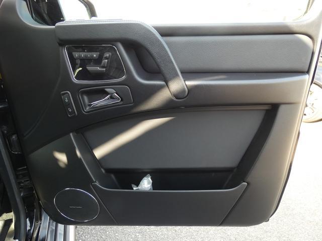 G350d ラグジュアリーパッケージ 後期型 サンルーフ 黒レザーシート ディストロニックプラス 後期用9インチHDDナビ地デジBカメラ Edition463専用21インチアルミホイール 禁煙車(44枚目)