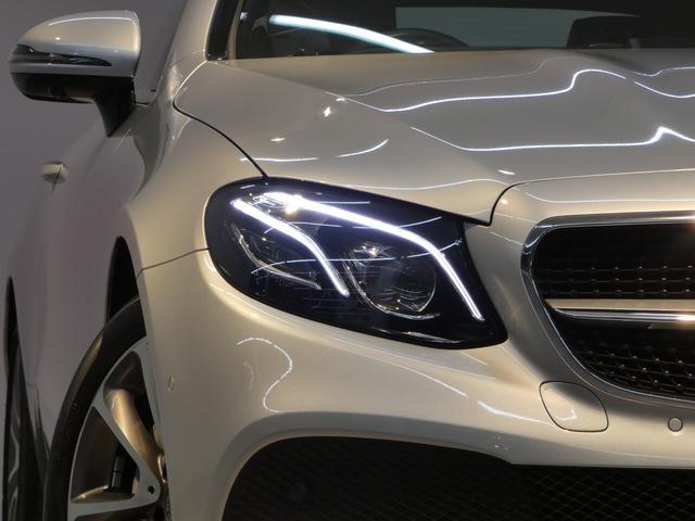 E200 カブリオレ レザーPKG ブラウンレザー レーダーセーフティPKG NEWステアリング 純正HDDナビ 地デジ 360°カメラ アップルカープレイ マルチビームLEDヘッドライト 禁煙 ワンオーナー 新車保証(6枚目)