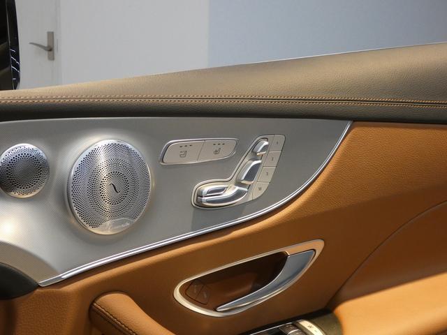 E200 カブリオレ レザーPKG ブラウンレザー レーダーセーフティPKG NEWステアリング 純正HDDナビ 地デジ 360°カメラ アップルカープレイ マルチビームLEDヘッドライト 禁煙 ワンオーナー 新車保証(15枚目)