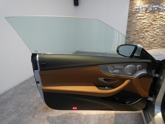 E200 カブリオレ レザーPKG ブラウンレザー レーダーセーフティPKG NEWステアリング 純正HDDナビ 地デジ 360°カメラ アップルカープレイ マルチビームLEDヘッドライト 禁煙 ワンオーナー 新車保証(40枚目)
