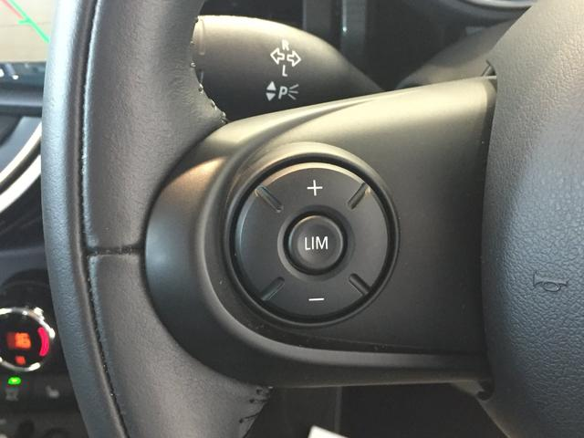 クーパー 弊社デモカー ストリートスタイル ブラックレザーシート フロントシートヒーター 後期モデル ユニオンジャックテールライト 衝突被害軽減ブレーキ LEDヘッドライト バックカメラ 前後障がい物センサー(17枚目)