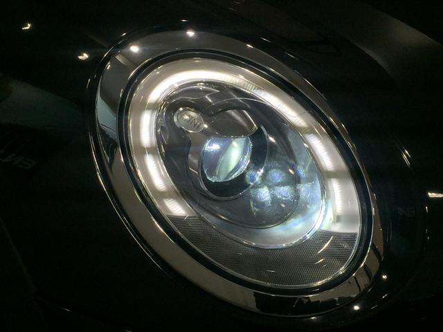 クーパーS クラブマン HDDナビゲーション LEDヘッドライト クルーズコントロール バックカメラ ワンオーナー(61枚目)