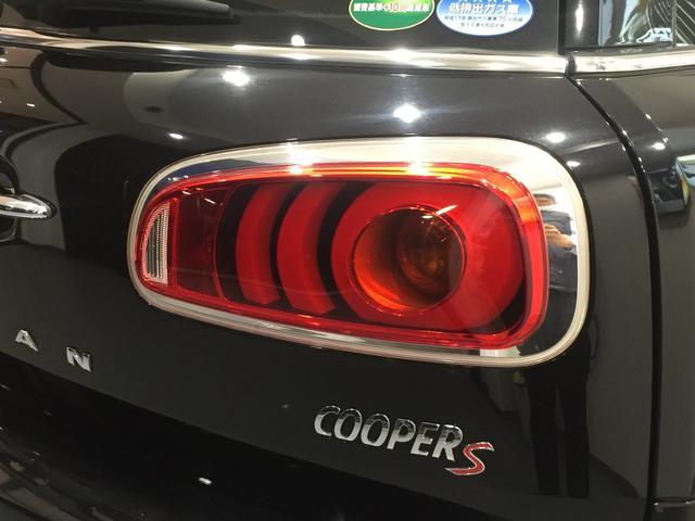 クーパーS クラブマン HDDナビゲーション LEDヘッドライト クルーズコントロール バックカメラ ワンオーナー(63枚目)
