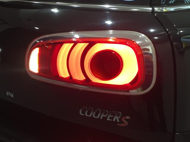 クーパーS クラブマン HDDナビゲーション LEDヘッドライト クルーズコントロール バックカメラ ワンオーナー(65枚目)