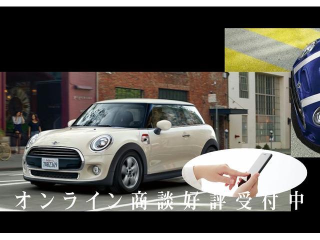 クーパー クロスオーバー リアビューカメラ ペッパーパッケージ 障害物センサー ライトホワイト 純正HDDナビ 認定保証 クーパー クロスシート(3枚目)