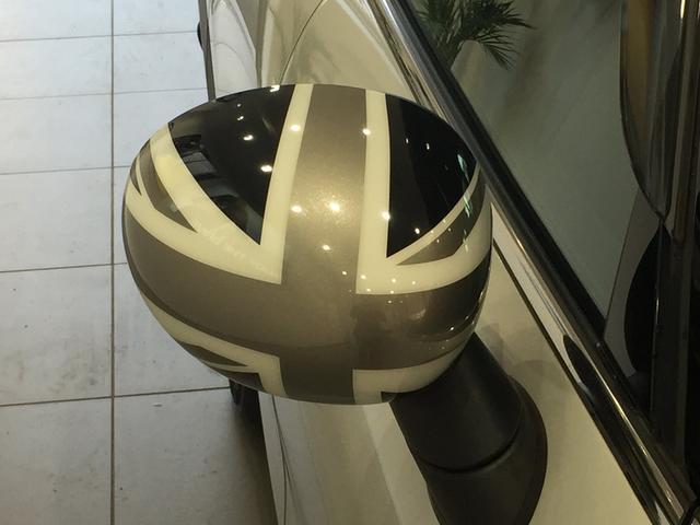 クーパー クロスシート ミントパッケージ ナビパッケージ LEDヘッドライト LEDフォグランプ 純正HDDナビ スポーツレザーステアリング フロントアームレスト ボンネットスポーツストライプ(20枚目)