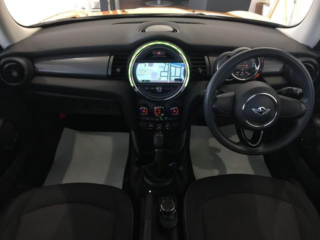 クーパー ワンオーナー ペッパーパッケージ ナビパッケージ バックモニター LEDヘッドライト 走行距離10000km以下 純正15インチアルミホイール コンフォートアクセス 認定保証 純正HDDナビ スペア(15枚目)
