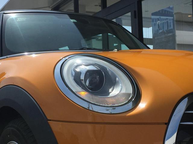 クーパー ワンオーナー ペッパーパッケージ ナビパッケージ バックモニター LEDヘッドライト 走行距離10000km以下 純正15インチアルミホイール コンフォートアクセス 認定保証 純正HDDナビ スペア(30枚目)