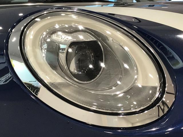 クーパー ミントパッケージ ナビパッケージ スポーツレザーステアリング 認定保証 LEDフォグランプ LEDヘッドライト HDDナビゲーション ホワイトルーフ アイドリングストップ ワンオーナー(59枚目)