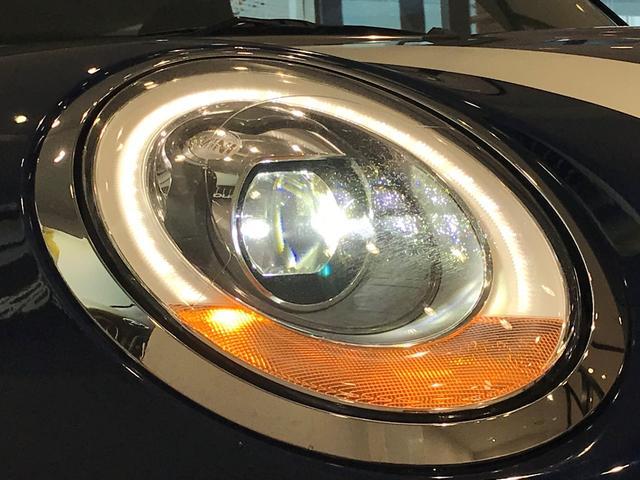 クーパー ミントパッケージ ナビパッケージ スポーツレザーステアリング 認定保証 LEDフォグランプ LEDヘッドライト HDDナビゲーション ホワイトルーフ アイドリングストップ ワンオーナー(62枚目)