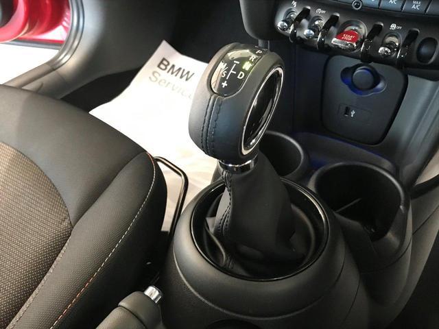 クーパーD ワンオーナー シートヒーター ペッパーパッケージ カメラパッケージ バックカメラ 純正HDDナビ LEDヘッドライト クロスシート ホワイトルーフ 認定中古車 純正15インチアルミホイール(11枚目)