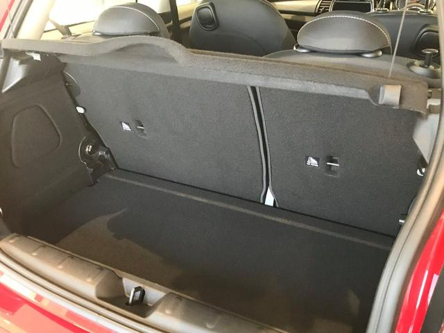 クーパーD ワンオーナー シートヒーター ペッパーパッケージ カメラパッケージ バックカメラ 純正HDDナビ LEDヘッドライト クロスシート ホワイトルーフ 認定中古車 純正15インチアルミホイール(17枚目)