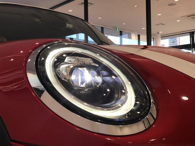 クーパーD ワンオーナー シートヒーター ペッパーパッケージ カメラパッケージ バックカメラ 純正HDDナビ LEDヘッドライト クロスシート ホワイトルーフ 認定中古車 純正15インチアルミホイール(61枚目)