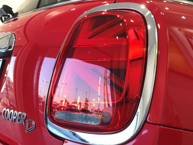クーパーD ワンオーナー シートヒーター ペッパーパッケージ カメラパッケージ バックカメラ 純正HDDナビ LEDヘッドライト クロスシート ホワイトルーフ 認定中古車 純正15インチアルミホイール(63枚目)