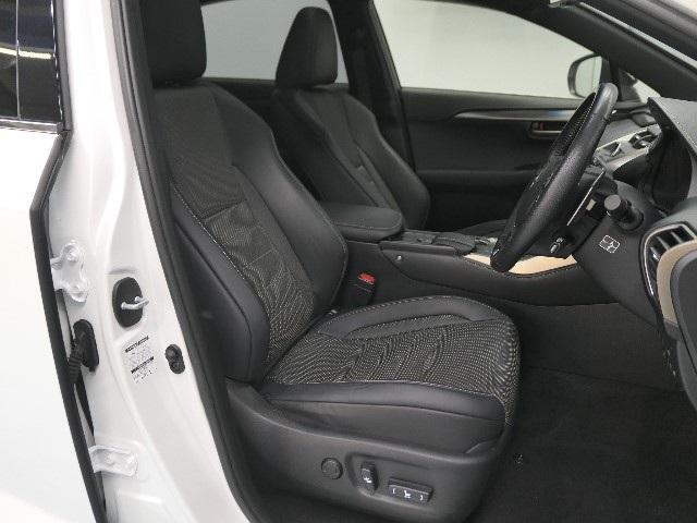 NX200t Fスポーツ LEXUS認定中古車(9枚目)