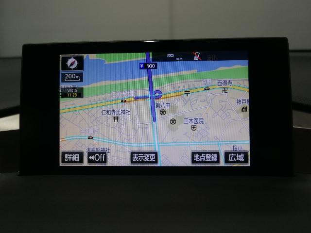 NX200t Fスポーツ LEXUS認定中古車(11枚目)