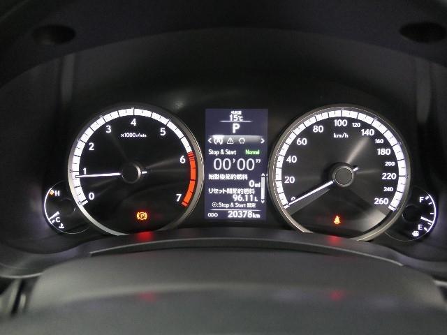 NX200t Fスポーツ LEXUS認定中古車(16枚目)