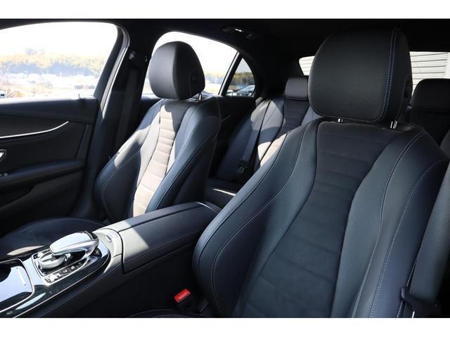 E200 アバンギャルド スポーツ 2年保証 車検整備付(18枚目)