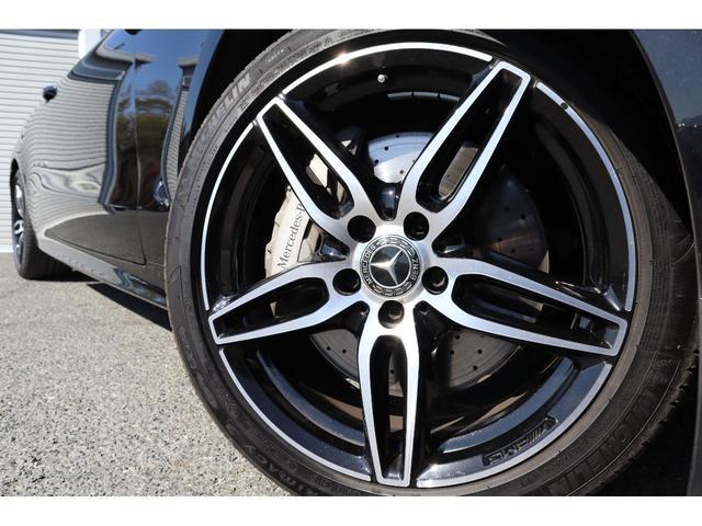 E450 4マチック カブリオレ スポーツ エクスクルーシブP 認定中古車2年保証 左ハンドル(21枚目)