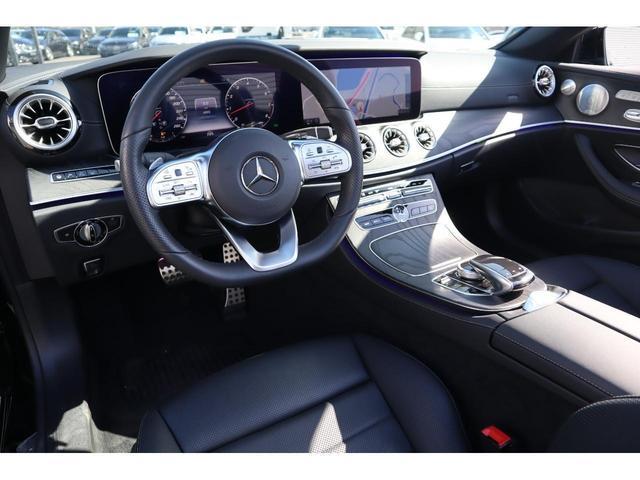 E450 4マチック カブリオレ スポーツ エクスクルーシブP 認定中古車2年保証 左ハンドル(22枚目)