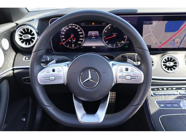 E450 4マチック カブリオレ スポーツ エクスクルーシブP 認定中古車2年保証 左ハンドル(24枚目)