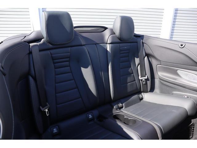 E450 4マチック カブリオレ スポーツ エクスクルーシブP 認定中古車2年保証 左ハンドル(34枚目)