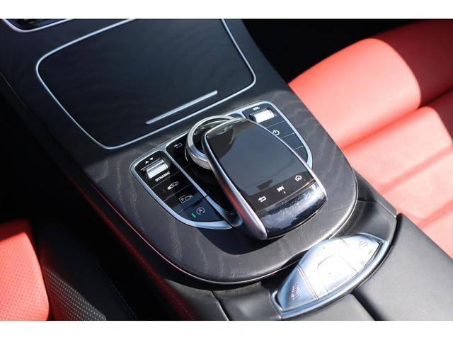 E400 4マチック クーペ スポーツ エクスクルーシブパッケージ 赤黒コンビレザー ヘッドアップディスプレイ ブルメスターサウンド 黒幌 認定中古車2年保証(32枚目)
