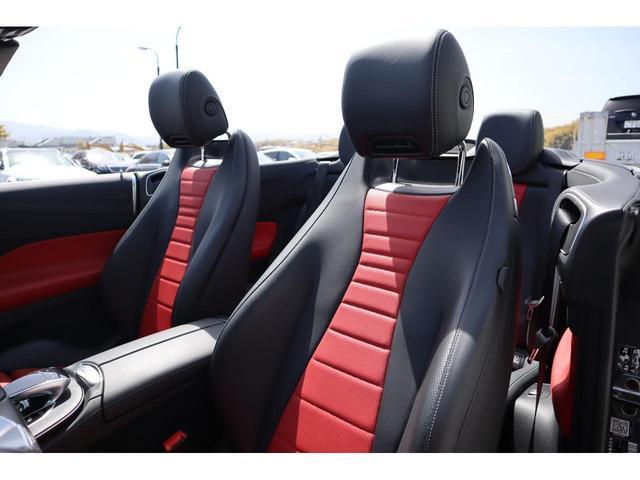 E400 4マチック カブリオレ スポーツ E400 4マチック カブリオレ スポーツ(4名) エクスクルーシブパッケージ 認定中古車2年保証(19枚目)