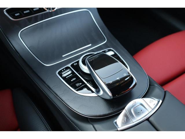 E400 4マチック カブリオレ スポーツ E400 4マチック カブリオレ スポーツ(4名) エクスクルーシブパッケージ 認定中古車2年保証(23枚目)