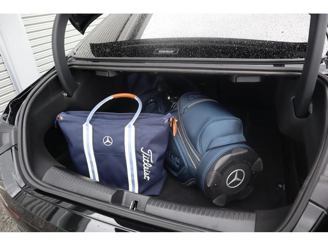 *写真はイメージの為、ゴルフバック及びトートバックは車両に付帯されません。