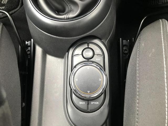 クーパーS 正規ディーラー車 純正LEDヘッドライト 純正LEDフォグライト 純正HDDナビパッケージ 純正ブラックホイール ブラックルーフ ミラーETC LEDパッケージ プッシュスタート(27枚目)