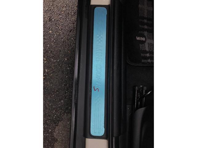 クーパーS 正規ディーラー車 純正LEDヘッドライト 純正LEDフォグライト 純正HDDナビパッケージ 純正ブラックホイール ブラックルーフ ミラーETC LEDパッケージ プッシュスタート(33枚目)