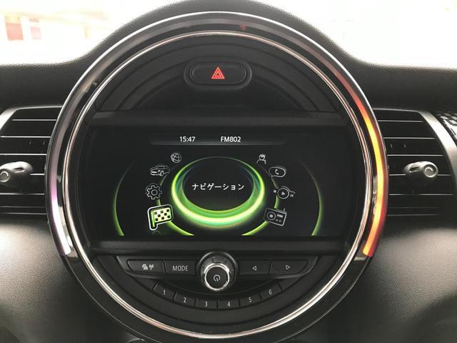 クーパーS 正規ディーラー車 純正LEDヘッドライト 純正LEDフォグライト 純正HDDナビパッケージ 純正ブラックホイール ブラックルーフ ミラーETC LEDパッケージ プッシュスタート(72枚目)
