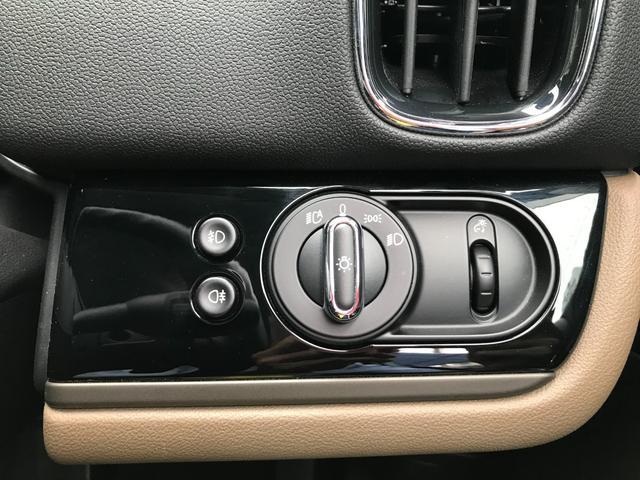 クーパーD クロスオーバー オール4 純正ナビPKG カメラPKG 電動トランク LEDヘッドライト ヘッドアップディスプレイ シートヒーター マルチファクションステアリング レーダークルーズコントロール ミラーETC ライトパッケージ(29枚目)