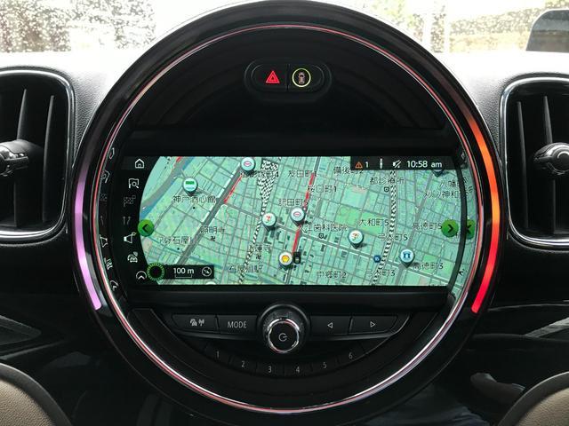 クーパーD クロスオーバー オール4 純正ナビPKG カメラPKG 電動トランク LEDヘッドライト ヘッドアップディスプレイ シートヒーター マルチファクションステアリング レーダークルーズコントロール ミラーETC ライトパッケージ(45枚目)