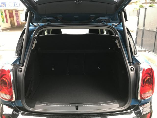 クーパーD クロスオーバー オール4 純正ナビPKG カメラPKG 電動トランク LEDヘッドライト ヘッドアップディスプレイ シートヒーター マルチファクションステアリング レーダークルーズコントロール ミラーETC ライトパッケージ(67枚目)