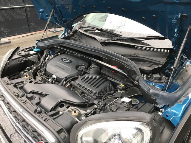 クーパーD クロスオーバー オール4 純正ナビPKG カメラPKG 電動トランク LEDヘッドライト ヘッドアップディスプレイ シートヒーター マルチファクションステアリング レーダークルーズコントロール ミラーETC ライトパッケージ(79枚目)