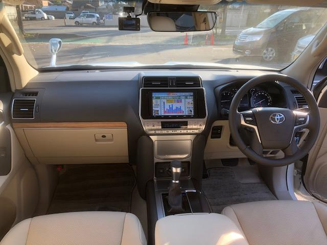 「トヨタ」「ランドクルーザープラド」「SUV・クロカン」「和歌山県」の中古車7