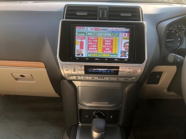 「トヨタ」「ランドクルーザープラド」「SUV・クロカン」「和歌山県」の中古車8