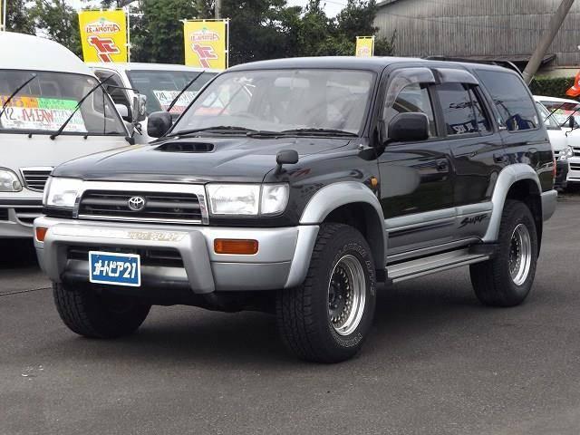トヨタ SSR-X リミテッド